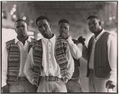 Boyz II Men (all four) twice.  Once when I was pregnant with Hayleigh in 1998 and once again a few years back.  LOVE THEM!