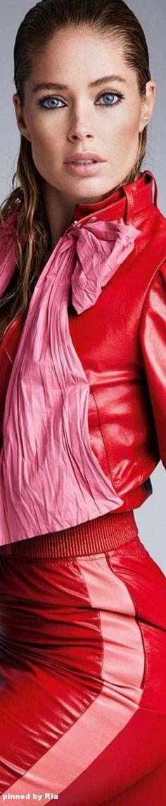 Doutzen Kroes for Vogue Russia l December 2016 l Ria