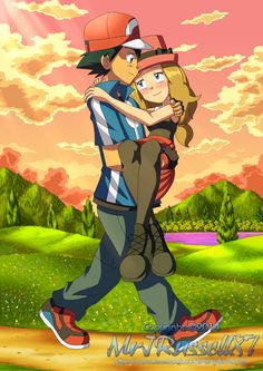 Beautiful#ASH AND SERENA FOREVER!!!!!!!!!!!!!!!!!!!