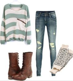 Cute autumn/winter outfit