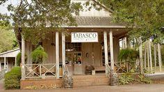 Country Store at the Tabasco Factory in Avery Island, Louisiana