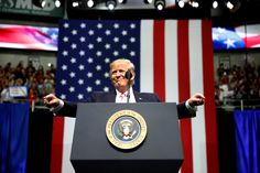 Trump calls out Kim Jong Un, Kaepernick, McCain at Alabama rally Health Care Policy, Health Insurance, Nba, Stock Market Quotes, American Medical Association, Financial News, National Anthem, Donald Trump, Sons