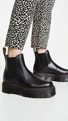 Dr. Martens 2976 Quad Chelsea Boots | SHOPBOP #docmartensoutfits