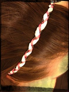 Easy DIY Headband For Yourself or Gift Idea For Your Girlfriends!
