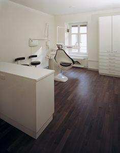 dental practice, zurich, switzerland, 2003