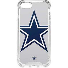 b09c6843967ff6 Skinit NFL Dallas Cowboys iPhone 8 LeNu Case - Dallas Cowboys Large Logo  Design - Premium Vinyl Decal Phone Cover