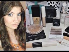 e.l.f. Cosmetics Full Face Makeup Tutorial