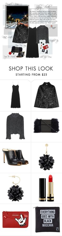"""Mon Style № 117 - March 5, 2017"" by mon-style-diary ❤ liked on Polyvore featuring The Row, Miu Miu, Balenciaga, Brunello Cucinelli, Francesco Russo, Simone Rocha, Gucci, Dsquared2, Eyeko and Elizabeth Arden"