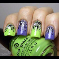 Instagram photo by gamengloss #nail #nails #nailart