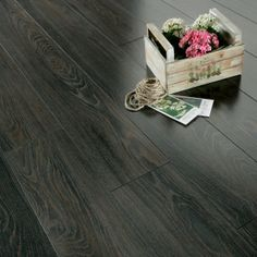 Black Laminate Flooring Get To Do The Floors At Least