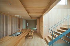 House in Nanakuma / MOVEDESIGN