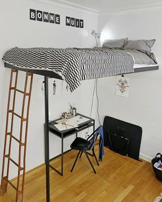 hoogslaper kleine kamer - google zoeken | kleine kamer | pinterest, Deco ideeën