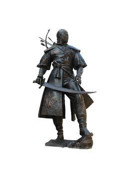 Batman, Sculpture, Superhero, Fictional Characters, Sculptures, Sculpting, Fantasy Characters, Statue, Carving