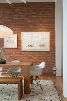 Daniel Shapiro: Pittsburgh, Pennsylvania - modern - dining room - Adrienne DeRosa