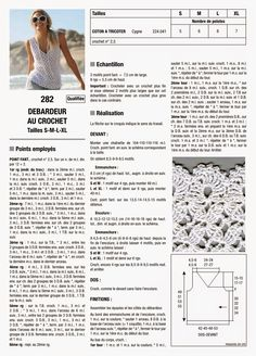 CARAMELO DE CROCHET: Clover Summer Flower Tank Top-Alice in Craftyland