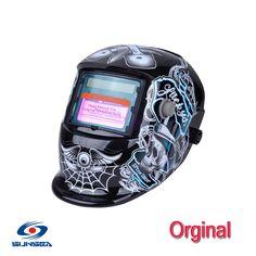 $26.99 (Buy here: https://alitems.com/g/1e8d114494ebda23ff8b16525dc3e8/?i=5&ulp=https%3A%2F%2Fwww.aliexpress.com%2Fitem%2Fnew-arrival-Solar-flame-Auto-Darkening-Mig-Tig-Arc-welding-face-shields-masks-hood-welding-hat%2F32607481772.html ) Promotion Solar flame Auto Darkening  Mig Tig Arc welding face shields  masks  hood Helmets, welding hat helmets goggles CE for just $26.99