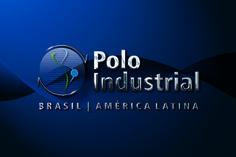 Logotipo criado para o Portal Online de Negócios Brasil/Amperica Latina de São Bernardo do Campo   SP   Brasil.