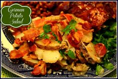 Sweet Tea and Cornbread: German Potato Salad!