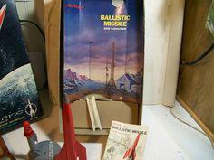 Alpha 1 Ballistic Missile Scientific Product Nice | eBay