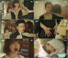 min hyuk touch kook doo butss in bong soon dream - Strong Woman Do Bong Soon (Dates & Kisses) korean Drama