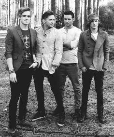 Mcfly Band 2014