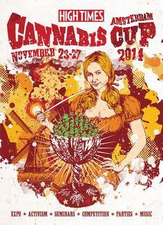 High Times Cannabis Cup - Amsterdam