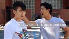 Lol Ryan Higa and Jay Park