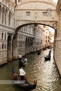 Ponte dei sospiri, Venice The Bridge of Sighs.on your way to the prisons in Venice. A beautiful place to visit! Places Around The World, Oh The Places You'll Go, Places To Travel, Places To Visit, Around The Worlds, Wonderful Places, Great Places, Beautiful Places, Amazing Places