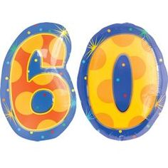 This 60 Foil Number Balloons are sent helium filled in a large red and white candy stripe box. They will make a fun birthday gift and a colourful party decoration too. Order your Birthday balloons online for fast UK delivery. Foil Number Balloons, Helium Balloons, Gifts For 18th Birthday, 40th Birthday, 60th Birthday Balloons, Balloons Online, Colorful Party, Diy Party Decorations, 30th