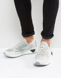 Diesel SKB Knit Runner Sneakers