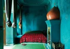 Morocco colour splash