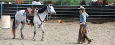 Horsemanship Natural Horsemanship embodies certain philosophical and spiritual beliefs. Our work with the horse is based on mutual respect rather than dominance; it's a dance in which we are a trusted partner who leads the dance, rather than viewing ourselves as the dominant alpha horse.  Horses are