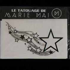 Marie Mai Merch - Tatouage - de Marie-Mai - IF Merch Tatoos, Marie, Images, Google, Biscuit, Tattoo Ideas, Star, Tattoo Art, Pen Pal Letters