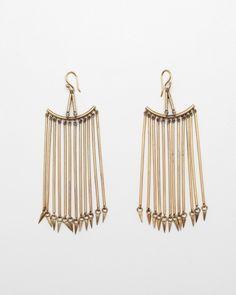 Fezzan Earrings @ Need Supply Co.