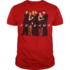nice Friends in Black  Check more at http://geektshirts.xyz/name-tshirts/friends-in-black-the-cheapest