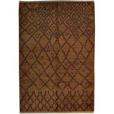 New Contemporary Pakistan Moroccan 65367 - Area Rug area rugs