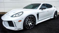 Porsche Panamera Onyx GST Edition от ателье Onyx Concept