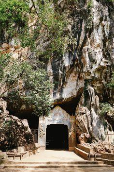 The Monkey Temple, Thailand via @Rosie Londoner