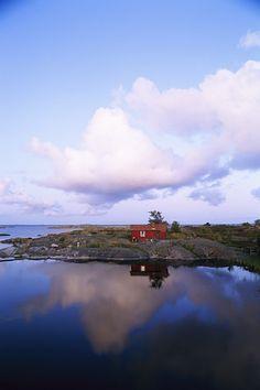Stockholm archipelago. Johnér Bildbyrå AB