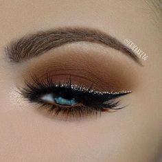 How pretty!  @ericaarebo | #makeup