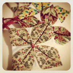 Origami for Xmas!!!