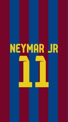 Neymar Jr of Barcelona wallpaper. Football Icon, Football Shirts, Messi 10, Lionel Messi, Good Soccer Players, Football Players, Fc Barcelona, Football Hairstyles, Neymar Jr Wallpapers