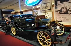 Car and Carriage Museum Luray VA
