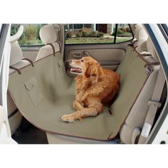 In 100% Waterproof Hammock Convertible Accessories Novel Sweet-Tempered 2018 New Dog Cat Seat Cover Pet Seat Cover For Cars Trucks And Suv -3 Colors Design;