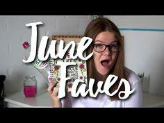 June 2016 Favourites! | Femmsss