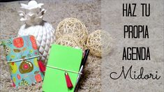 Haz tu propia agenda Midori (tutorial) | Julieta ySusVideos