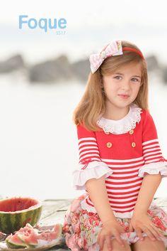 273de8e62 Encuentra este Pin y muchos más en FOQUE MODA INFANTIL SS17, de Foque moda  infantil.