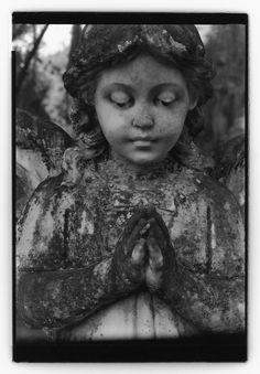 Sarah Will Harris statue, Oak City Cemetery, 1965 / Paul Kwilecki Photographs / Duke Digital Repository Duke University, Catacombs, Man Images, Graveyards, Magnum Photos, Vintage Pictures, Trumpet, Monuments, Cemetery