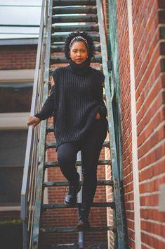 Urban Fashion Women, Plus Size Fashion For Women, Girl Fashion, Fashion Outfits, Plus Size Winter Outfits, Casual Winter Outfits, Classy Casual, Urban Outfits, Black Skinnies