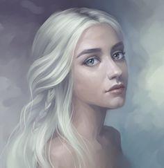 daenerys - nice but not seeing it.
